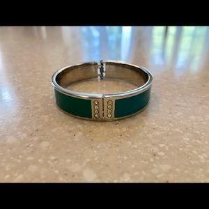 Anne Taylor two tone blue bracelet